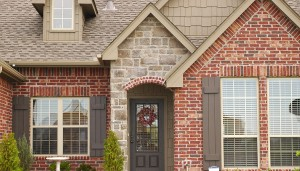 bigstock-Front-Of-Middle-Class-House-33016856
