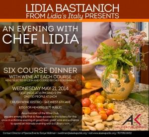 Chef-Lidia